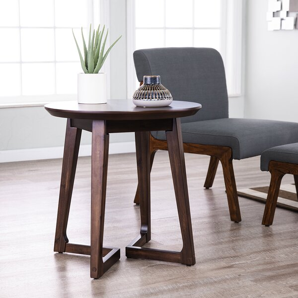 Lamothe End Table By Ivy Bronx