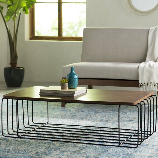Daley Coffee Table by Williston Forge
