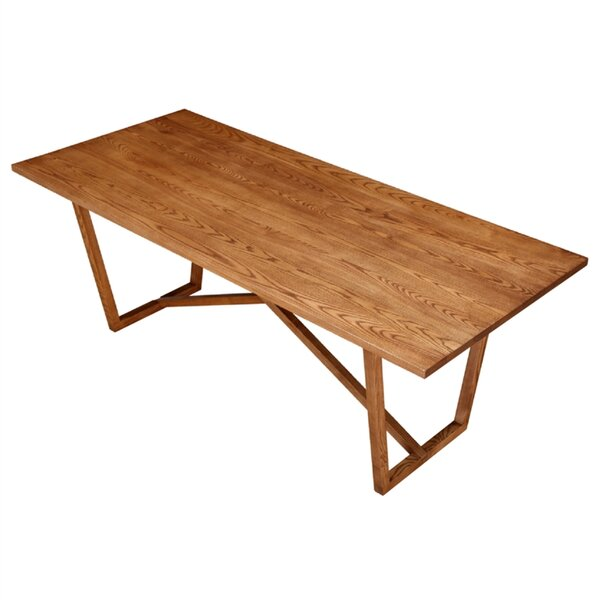 Tricolor Dining Table By Fine Mod Imports