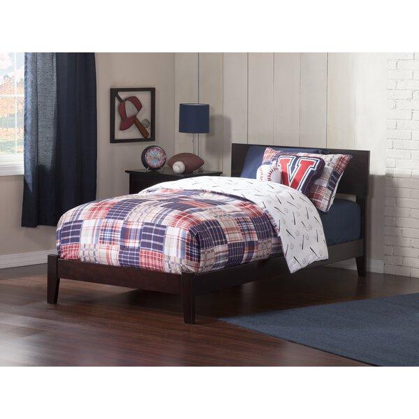 Design Mathias Panel Bed By Viv + Rae Great Reviews