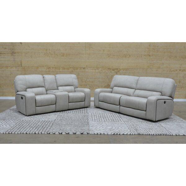 Aleverson 2 Piece Reclining Living Room Set by Latitude Run