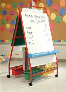 Primary Teaching Mobile Board Easel by Copernicus