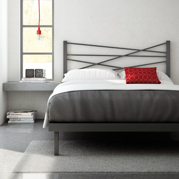 Conlin Platform Bed by Orren Ellis