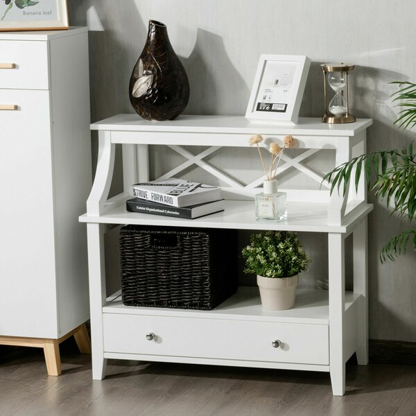 Solana End Table With Storage By August Grove