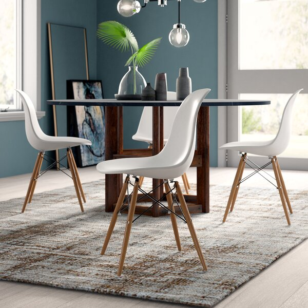 Dejohn Dining Chair (Set of 4) by Mercury Row