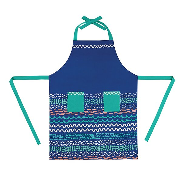 Making Waves Apron by Makers Collective