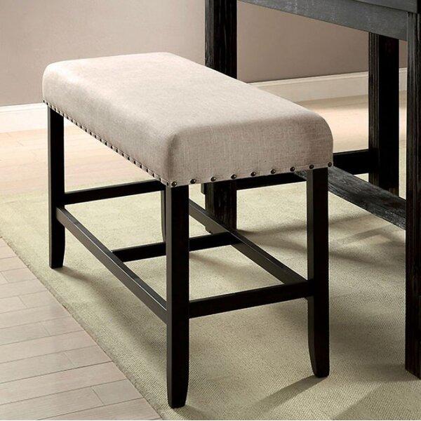 Adalard Wood Bedroom Bench by Darby Home Co