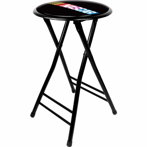 NASCAR 24 Bar Stool by Trademark Global