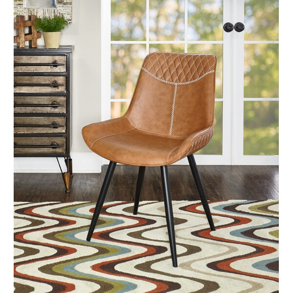 Briceno Upholstered Dining Chairs (Set Of 2) By Union Rustic