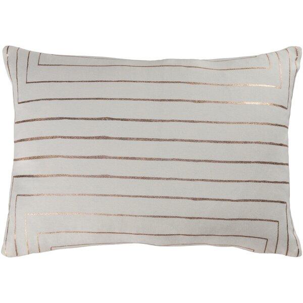Caressa Square Cotton Pillow Cover by Willa Arlo Interiors
