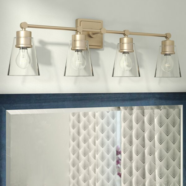 Gallego 4-Light Vanity Light by Three Posts