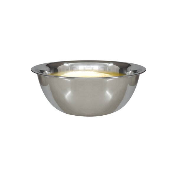 Amita Stainless Steel Mixing Bowl by NU Steel