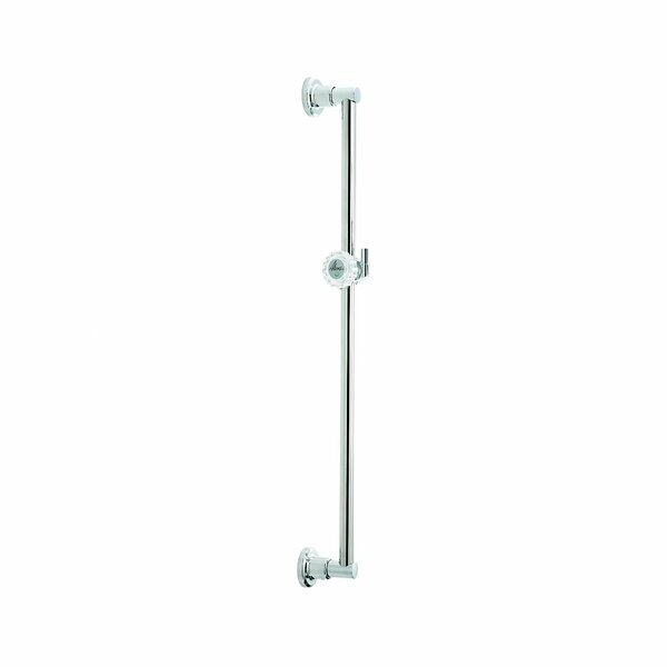 Universal Showering Components 24 Adjustable Pin Mount Wall Bar by Delta