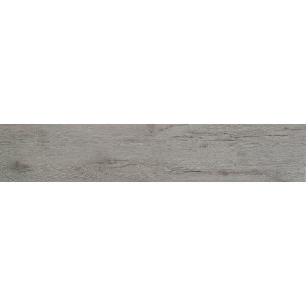 8 x 40 Ceramic Field Tile in Gray by MSI
