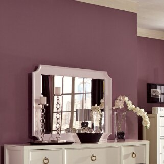 Fazeley Wall Mirror by House of Hampton