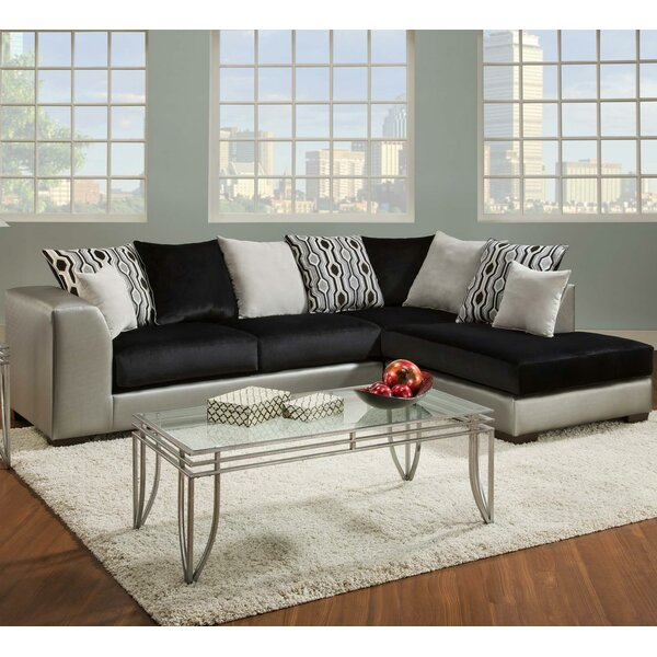 Dora Sectional by Wildon Home ®