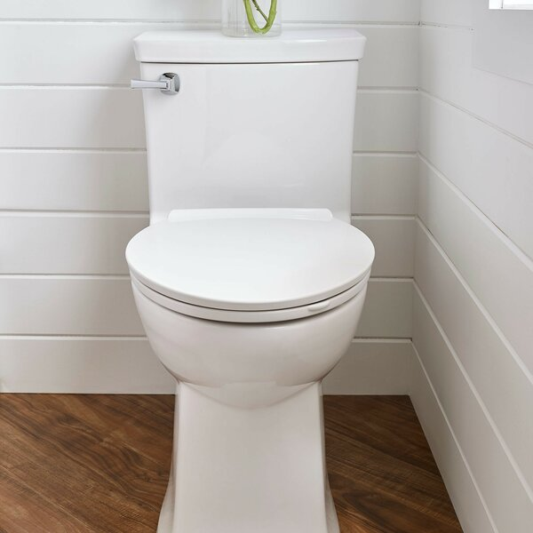 Townsend Vormax Dual Flush Elongated One-Piece Toilet by American Standard