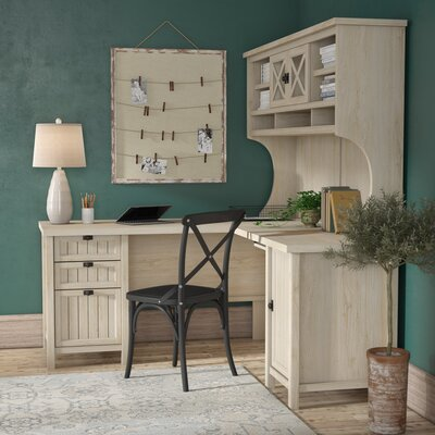 Hutch Desks You Ll Love Wayfair