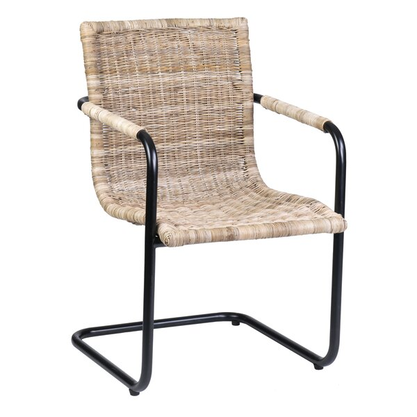 Valya Dining Chair by Bungalow Rose