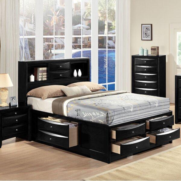 Mallery Queen Storage Platform Bed by Red Barrel Studio Red Barrel Studio