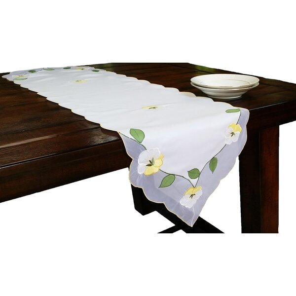 Lily Embroidered Placemat by Xia Home Fashions