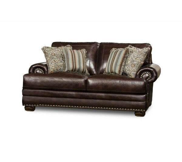 New Style Hayle Loveseat by Charlton Home by Charlton Home