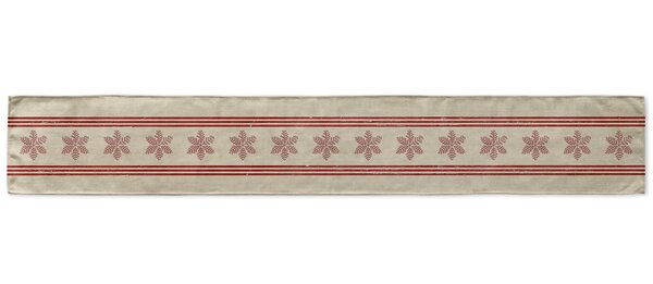 Snowflake Table Runner by KAVKA DESIGNS