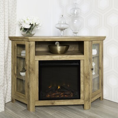 Small Corner Fireplace Wayfair