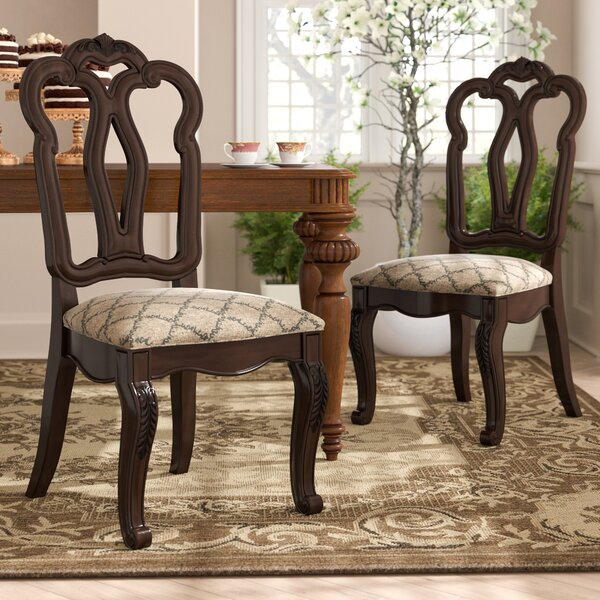 Weinberger Side Chair (Set of 2) by Astoria Grand