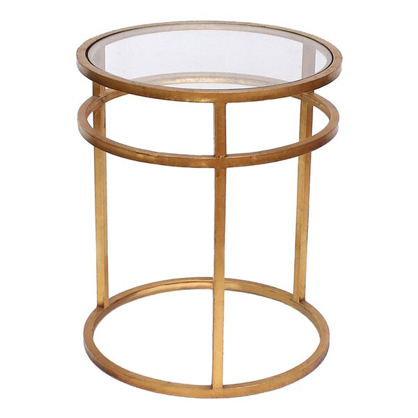 Review Lovelady End Table