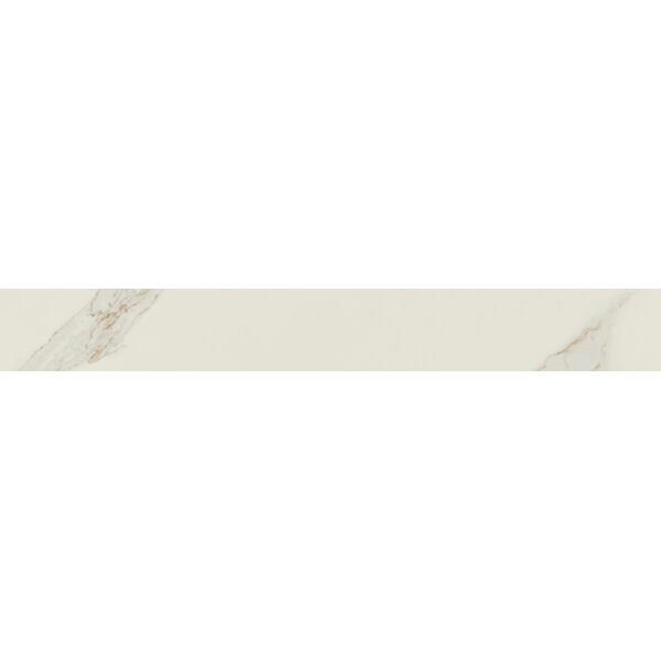 Pantheon 3 x 24 Natural Porcelain Bullnose Tile Trim