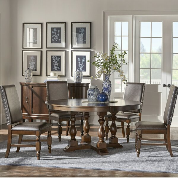 Kingsley 5 Piece Dining Set by Darby Home Co Darby Home Co