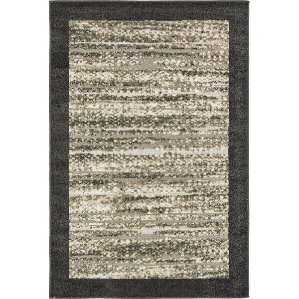 Konrad Beige Indoor/Outdoor Area Rug by Zipcode Design