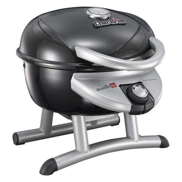 Patio Bistro TRU-Infrared Portable Electric Tabletop Grill by Char-Broil