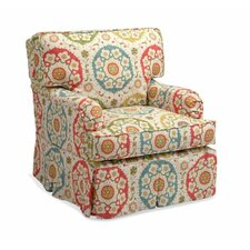 Amber Accent Glider Chair by Acadia Furnishings