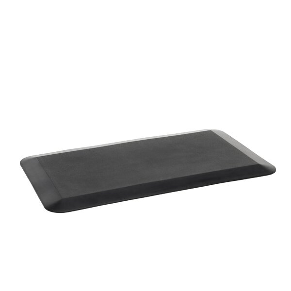 Anti-Fatigue Hard Floor Straight Chair Mat by OFM
