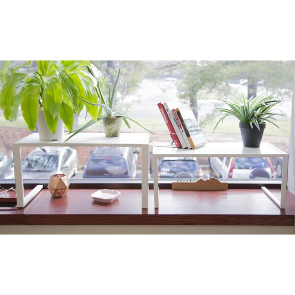 Ziva 2 Piece Nesting Tables by Symple Stuff