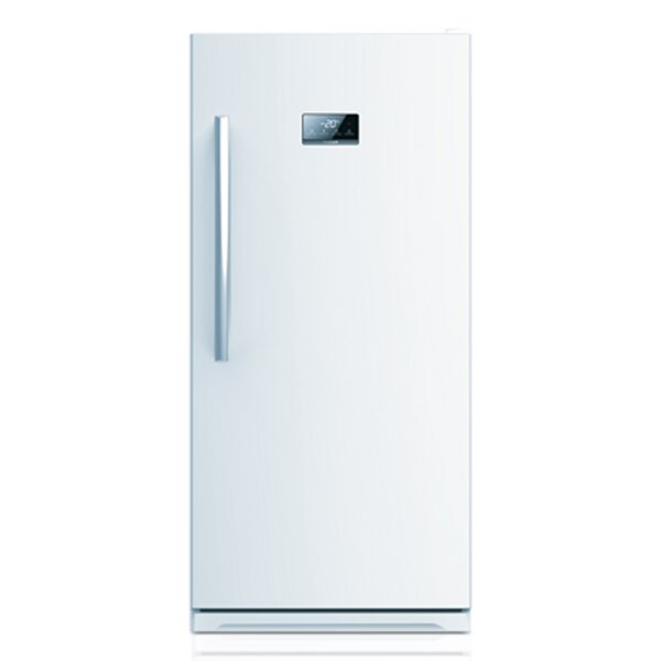 Midea 13.8 cu. ft. Frost-Free Upright Freezer by Equator