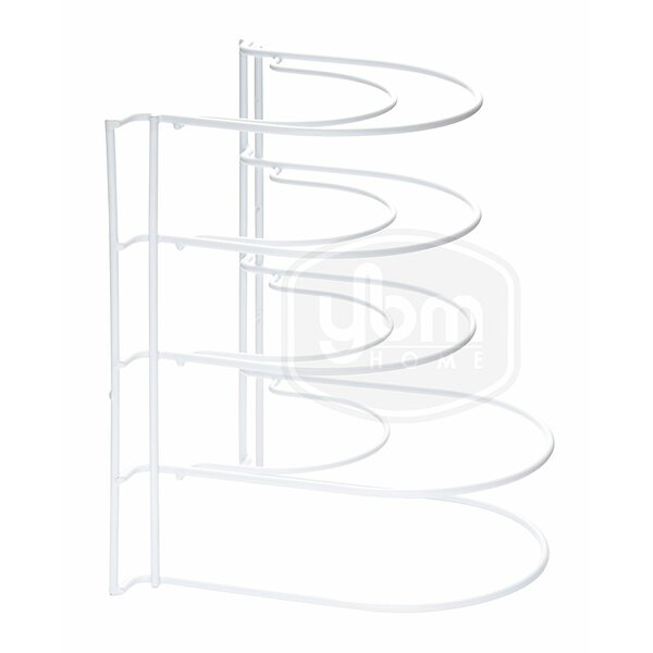 Countertop Pan Storage Rack by Rebrilliant