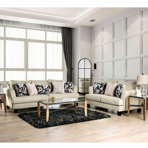 Dixson 2 Piece Living Room Set by Darby Home Co Darby Home Co