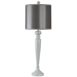 Buy clear Bentor 39 Table Lamp By Mercer41