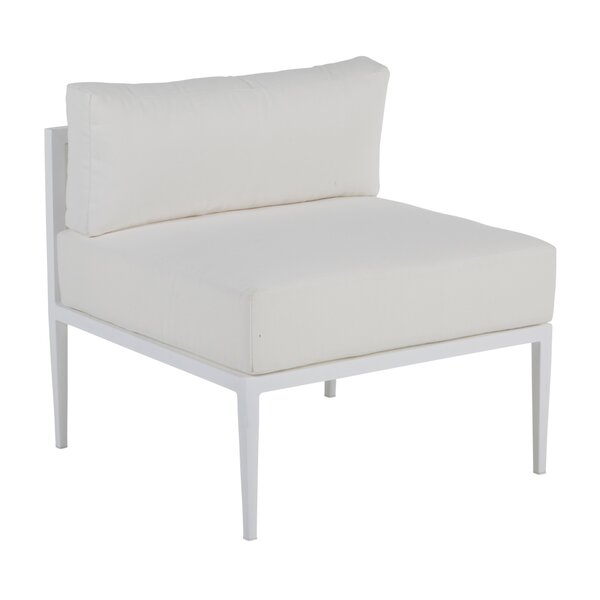 Elegante Patio Chair with Cushions by Summer Classics