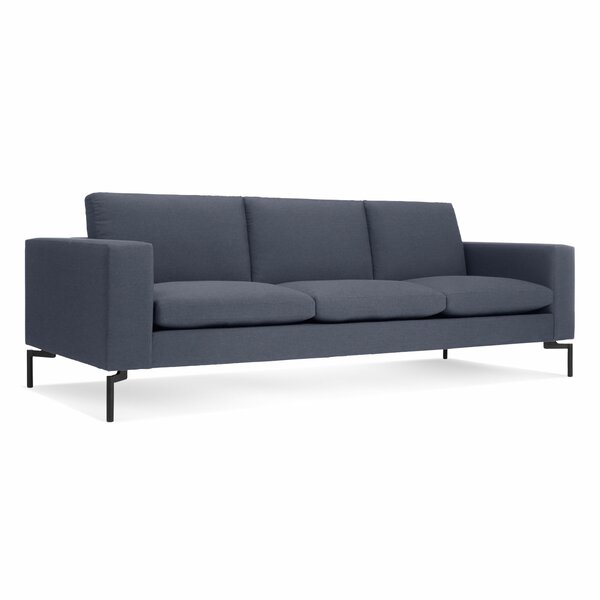 The New Standard 92-inch Square Arms Sofa by Blu Dot Blu Dot