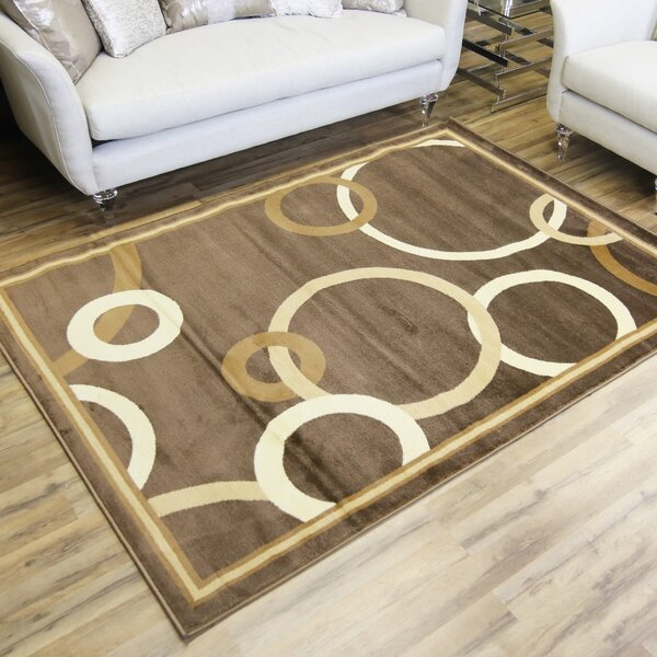 Brown Area Rug by Brady Home