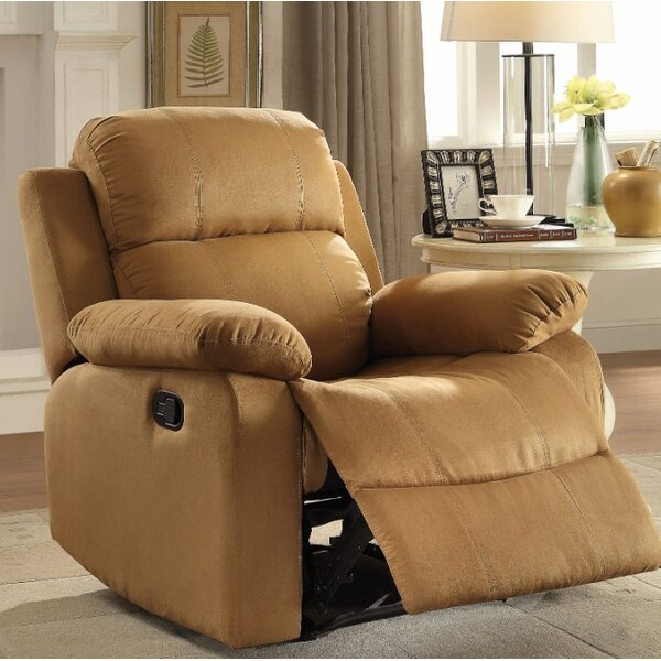 Forster Manual Glider Recliner by Winston Porter