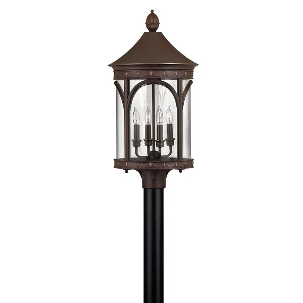 Lucerne 4-Light Lantern Head by Hinkley Lighting