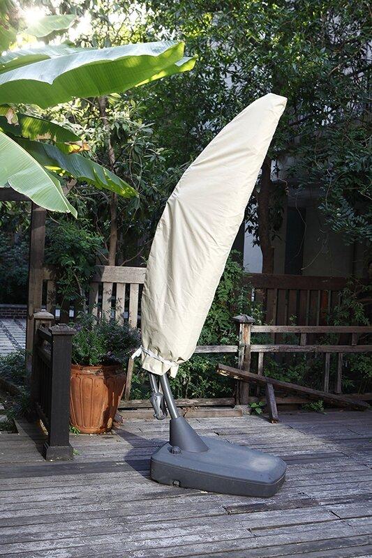 Water Resistant Patio Umbrella Cover