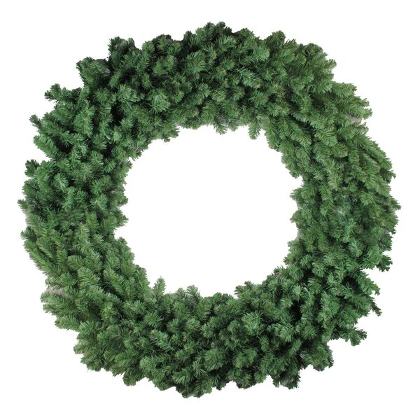 Colorado Artificial Christmas 60 Pine Wreath by The Holiday Aisle
