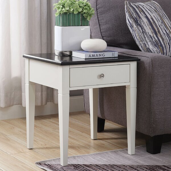 Davy End Table by Darby Home Co