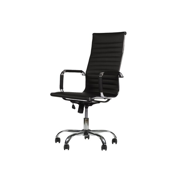 Corston High-Back Executive Chair by Mercury Row